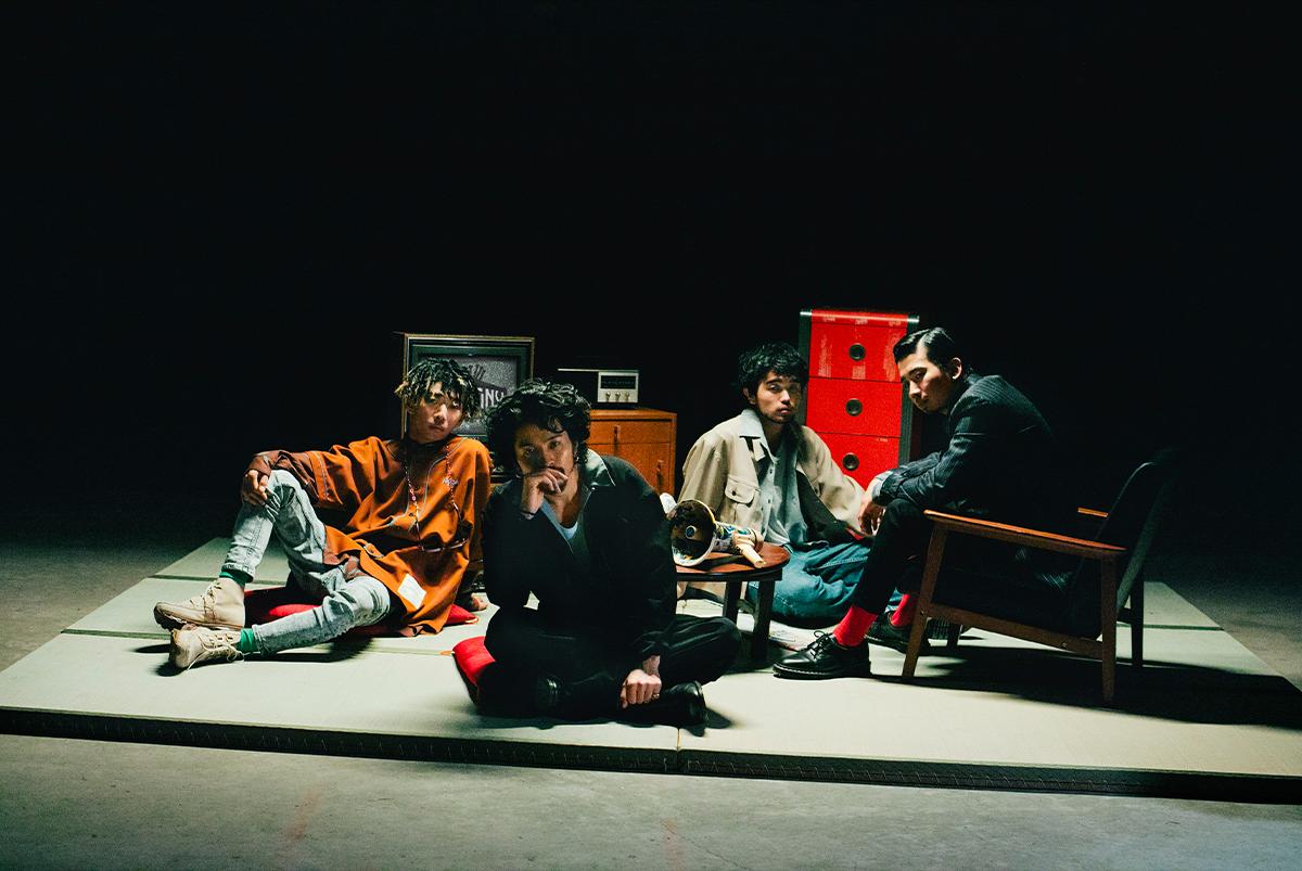 特典あり!King Gnu 1/15発売アルバム「CEREMONY」を予約受付の画像