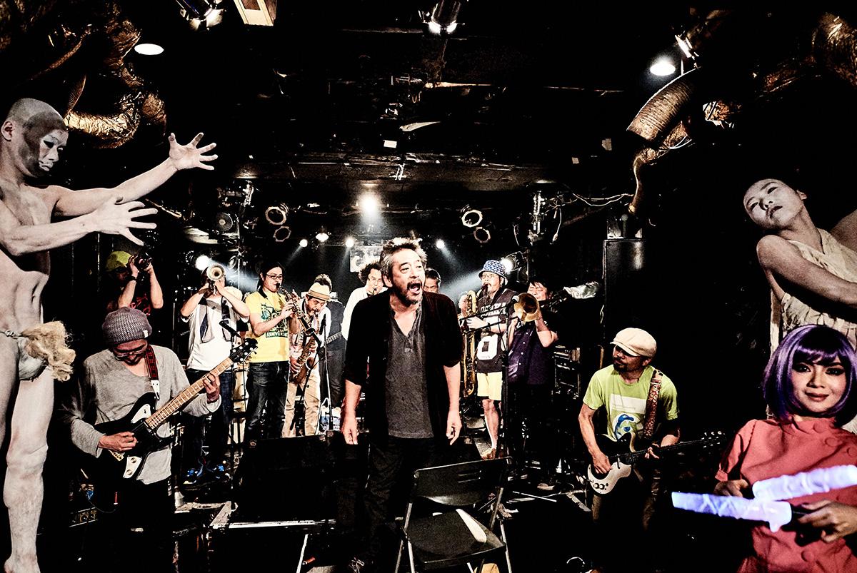 渋さ知らズ 結成30周年記念野外フェス「渋大祭」の映像作品を予約受付!の画像