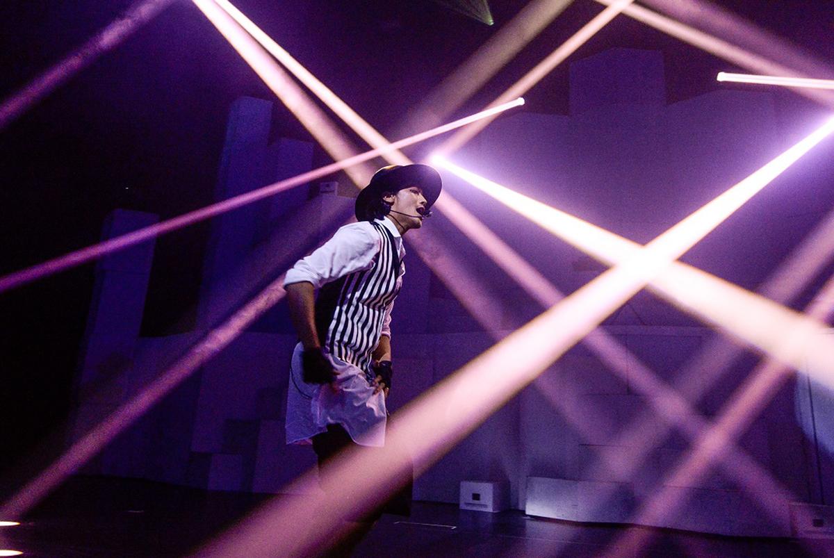JIN AKANISHIがVRで目の前に迫る。今までにない新しいライブ体験の画像