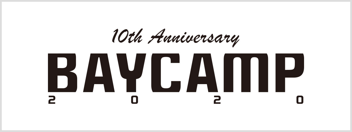 BAYCAMP2020 TIP OFF ACT supported by Eggs 2次審査(リスナー投票)