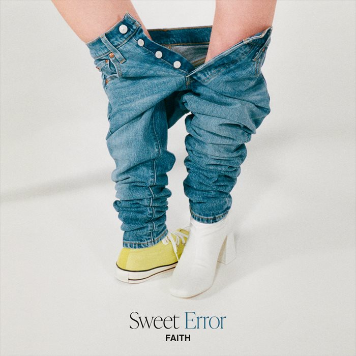FAITH 2nd Full Album「Sweet Error」​