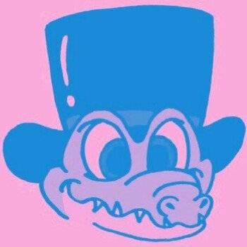 alligator in the hat waniwanirock のeggsページ インディーズバンド