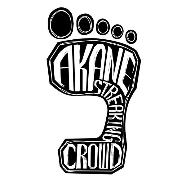 Akane Streaking Crowd
